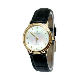 BLANCPAIN VILLERET ULTRA SLIM AUTOMATIC 18 KA YELLOW GOLD